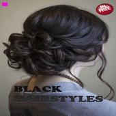 Black Hairstyles icon
