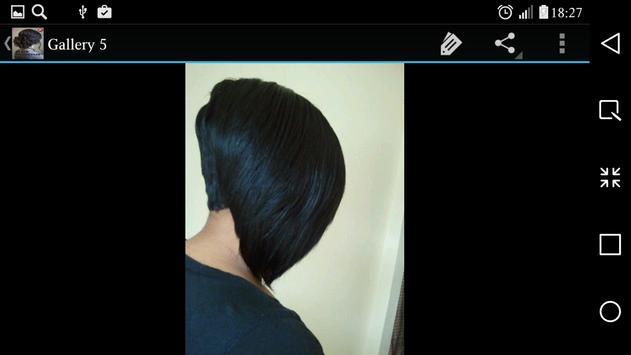 Black Hairstyles screenshot 11