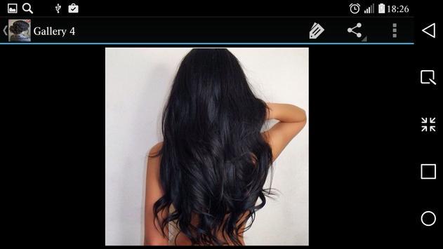 Black Hairstyles apk screenshot