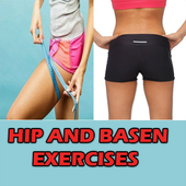 Hip And Basen Exercises icon