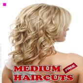 Medium Haircuts icon