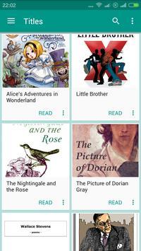 FBReader Premium – Favourite Book Reader captura de pantalla 2