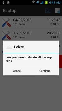 Phone Backup screenshot 8