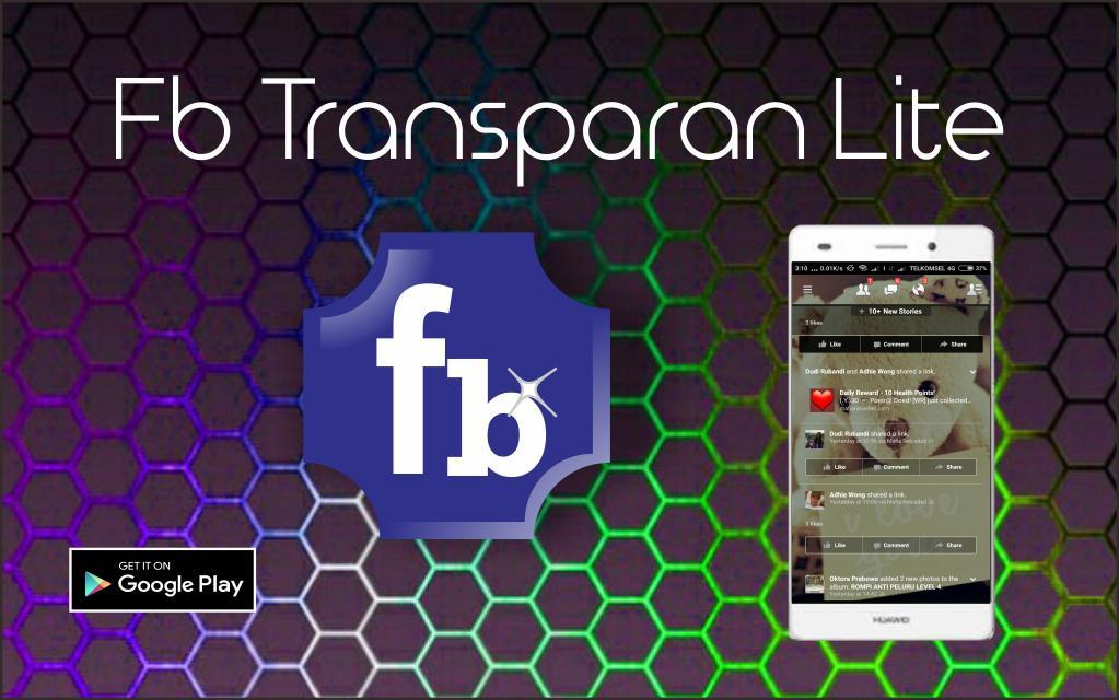 Download Apk Messenger Lite Transparan - iTechBlogs co