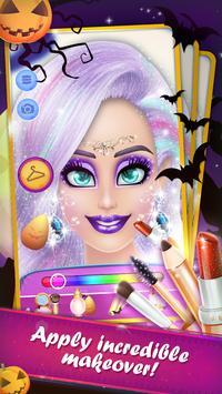 Punk Barbara: Halloween Makeup apk screenshot