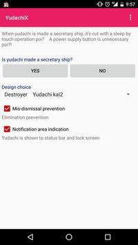 YudachiX screenshot 3