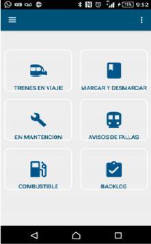 FCAB Tracción Movil poster