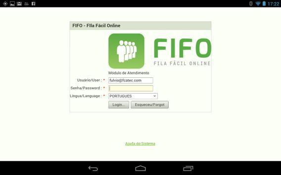 FiFO - Gestão e Operacional screenshot 2