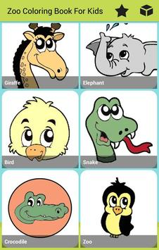 Zoo Coloring Book for Kids APK Download - Free Educational GAME for ...