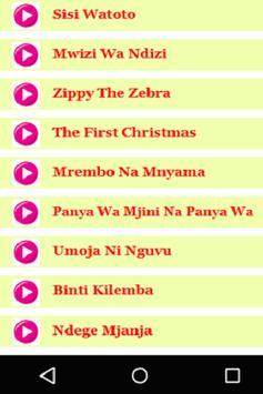 Swahili Bedtime Stories apk screenshot