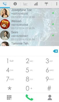 Phone Dialer S apk screenshot