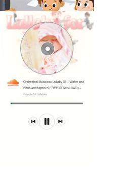 Lullaby for Babies apk screenshot