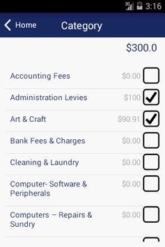 EasyCashBook apk screenshot