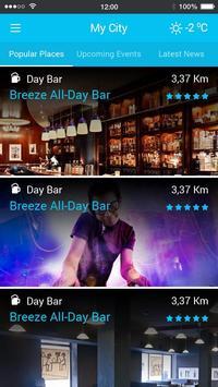 My City theme apk screenshot