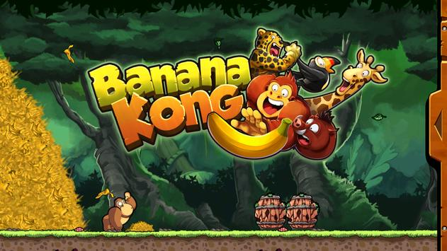 Banana Kong-poster