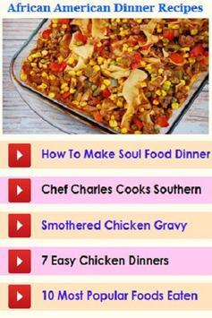 African american dinner recipes descarga apk gratis msica y audio african american dinner recipes captura de pantalla de la apk forumfinder Gallery
