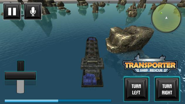 transporter ship rescue apk screenshot