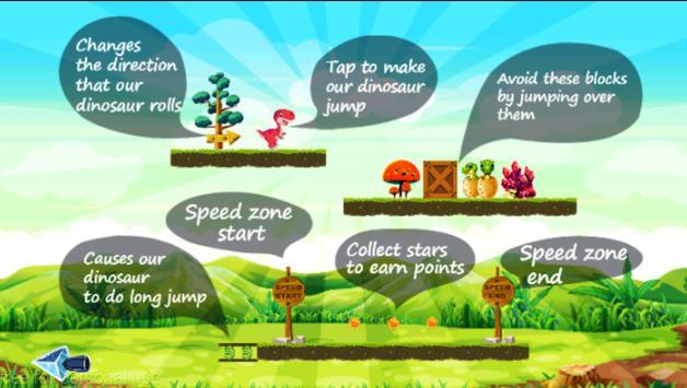 F Dinosaur Adventures screenshot 1