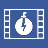 Video Downloader plus for Facebook icon