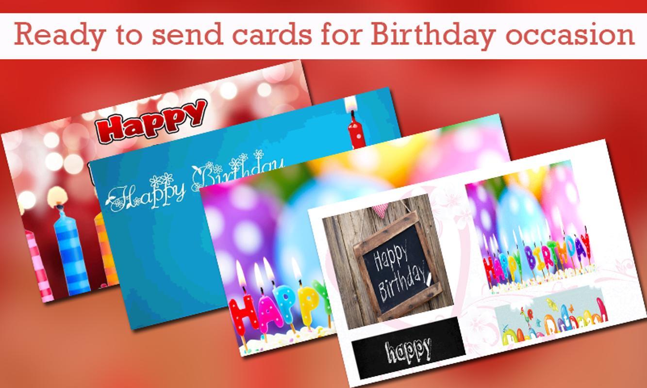 Birthday Greetings ECard Maker Screenshot 18