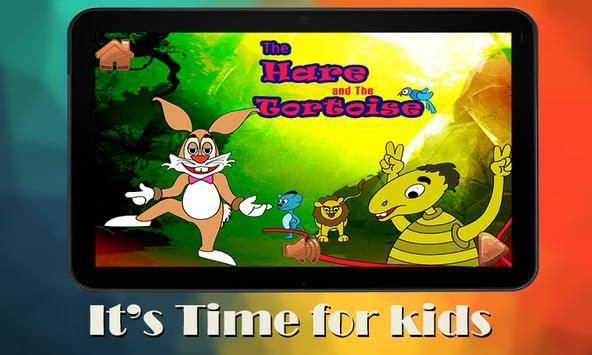 Hare and Tortoise KidsStory screenshot 23