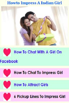 How to Impress an Indian Girl poster