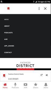 FASHION DISTRICT RADIO screenshot 2