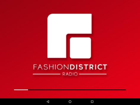 FASHION DISTRICT RADIO screenshot 6