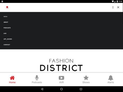FASHION DISTRICT RADIO screenshot 8