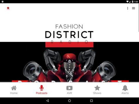 FASHION DISTRICT RADIO screenshot 9