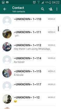 Friend Search For WhatsApp 2017 screenshot 1