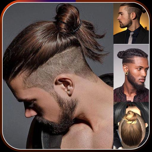 Man Bun Haircuts For Android Apk Download