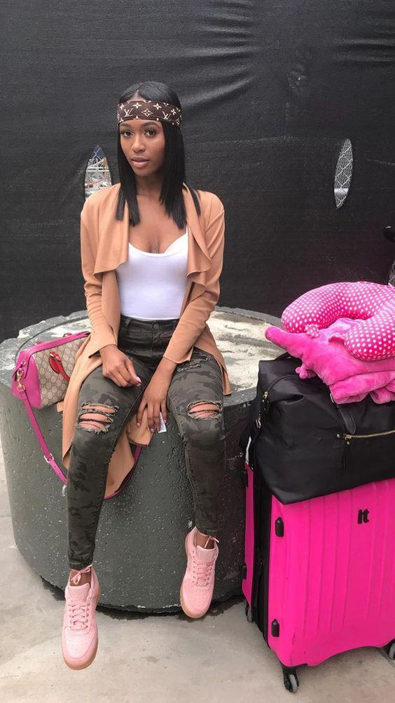 Black Teen Girl Outfits For Android Apk Download