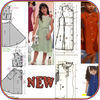 Kids Clothes Sewing Patterns simgesi