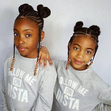 African Kids Bridal Hairstyles screenshot 7