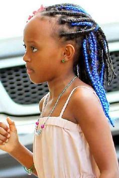 African Kids Bridal Hairstyles screenshot 4
