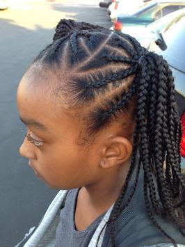 African Kids Bridal Hairstyles screenshot 6