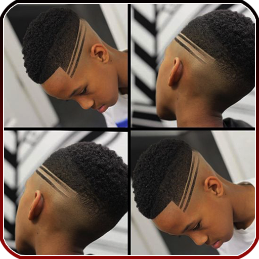 Black Kids Hairstyles Boys 103