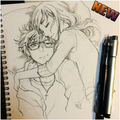 Drawing Anime Couple Ideas