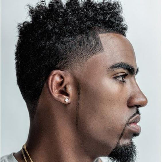 Fade Black Men Hairstyle for Android - APK Download