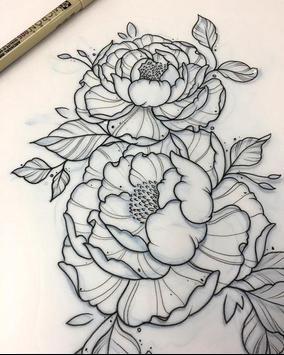 Flower Sketch screenshot 3