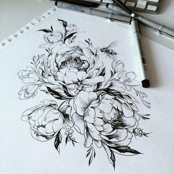 Flower Sketch screenshot 4