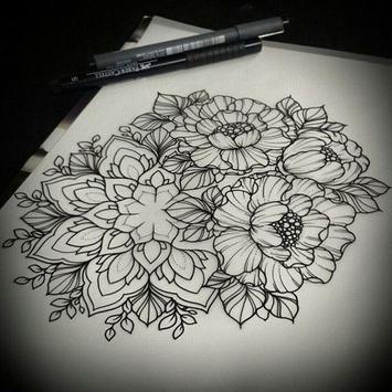 Flower Sketch screenshot 5