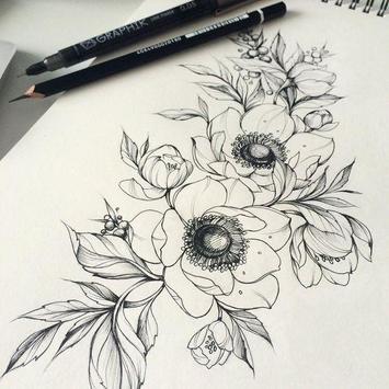 Flower Sketch screenshot 6