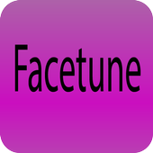 install facetune : fremium version icon