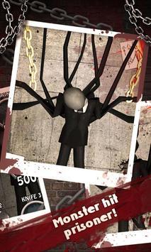 Smash the Horrible Slender poster