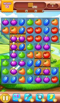 fruit jam match 3 screenshot 12