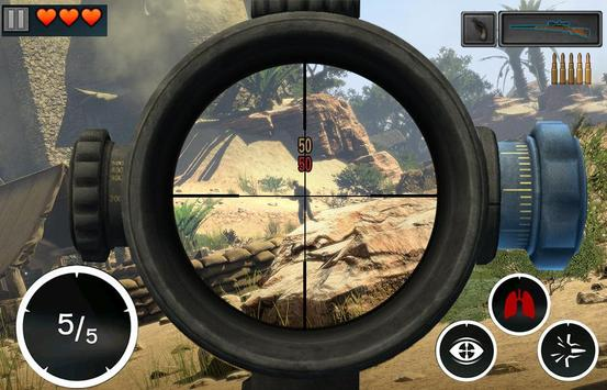 Sniper Prison Escape poster