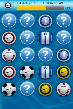Football Memory screenshot 1