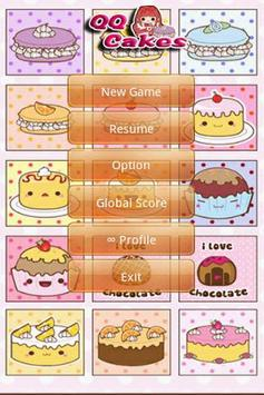 QQ Cakes poster